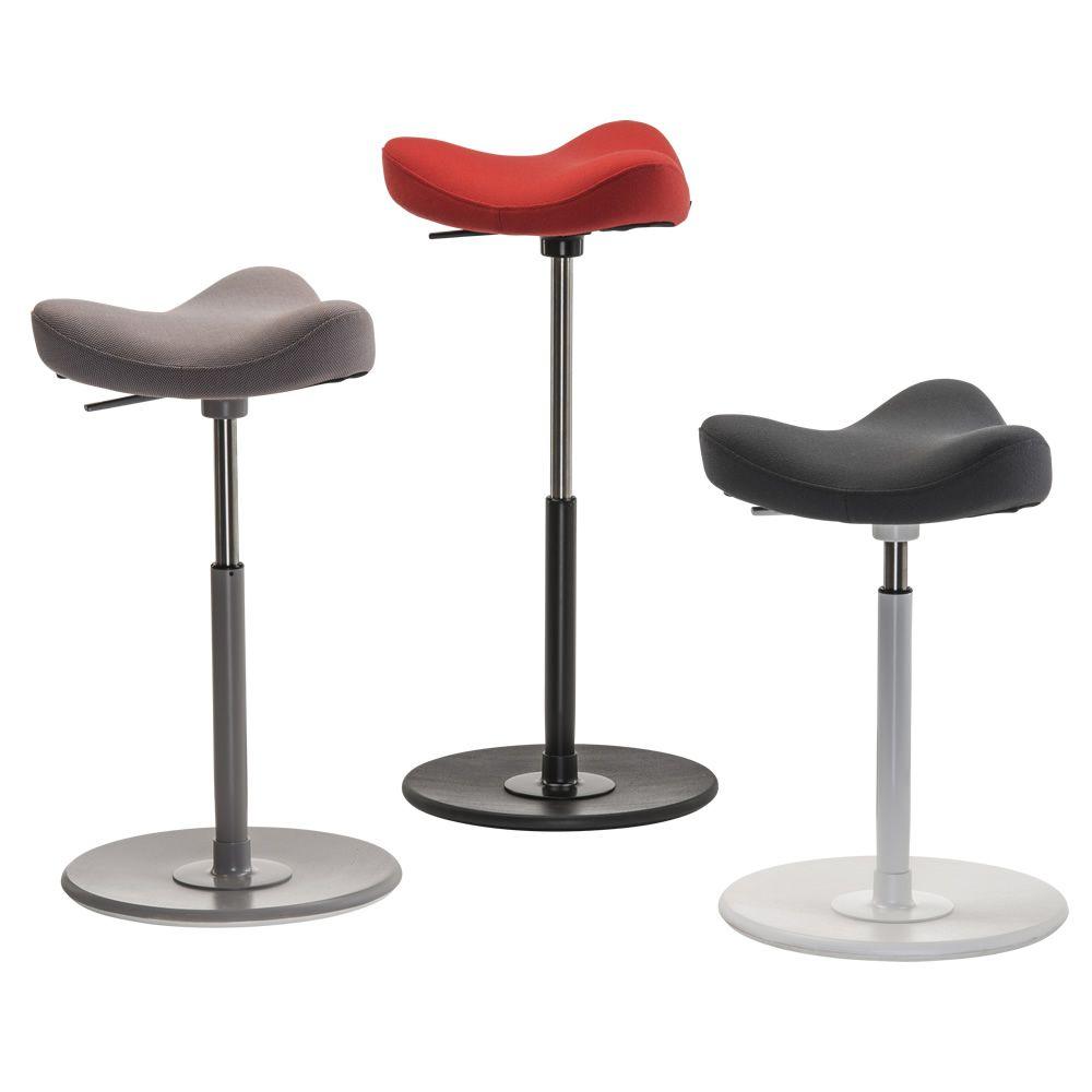 Excellent movepromo sgabello ergonomico regolabile con - Sedia ergonomica cinius ...