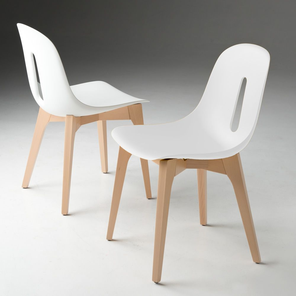 Gotham wood sedia di design chairs more in legno e - Sedia di design ...