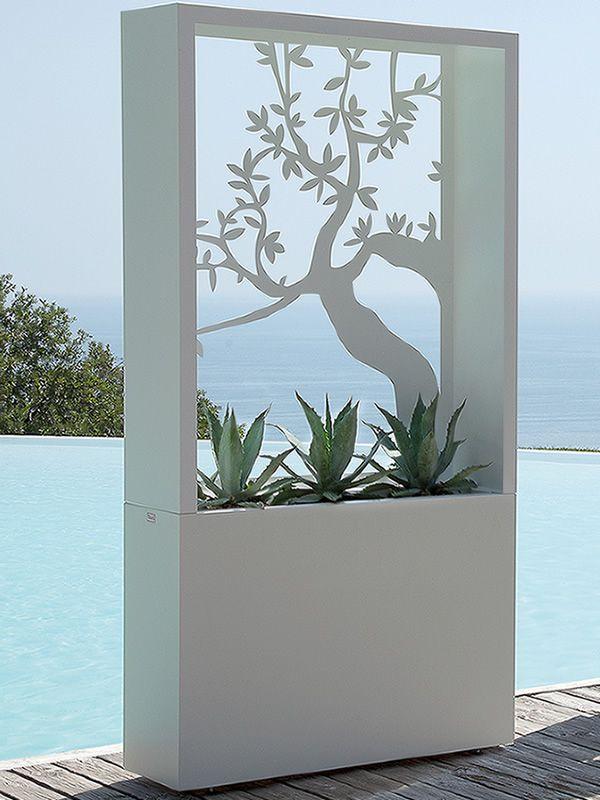 Olivo jardini re design avec d coration d coup e en forme - Vasi da esterno design ...