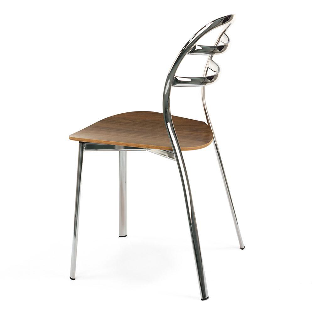 Chaise metal couleur d coration de maison - Chaise en couleur ...