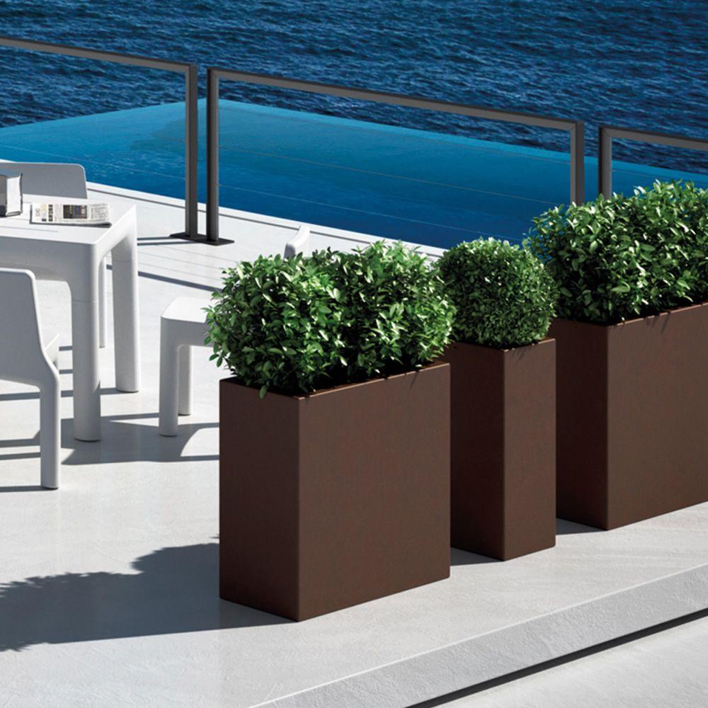 Daisy - Fioriera da giardino, diverse misure, resistente ai raggi UV ...