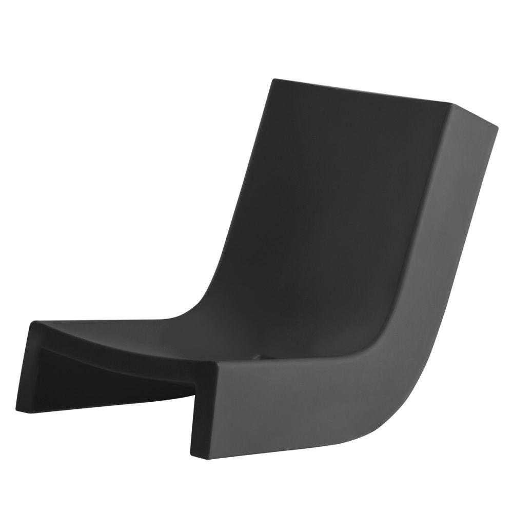 Twist poltroncina a dondolo slide in polietilene anche - Poltrona a dondolo di design ...