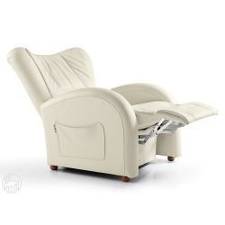 Superior Mizar: Electric Massaging Armchair In Fabric, Leather Or Artificial Leather    Sediarreda Online Sale