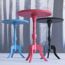 Dandy - Tavolino Miniforms, in legno