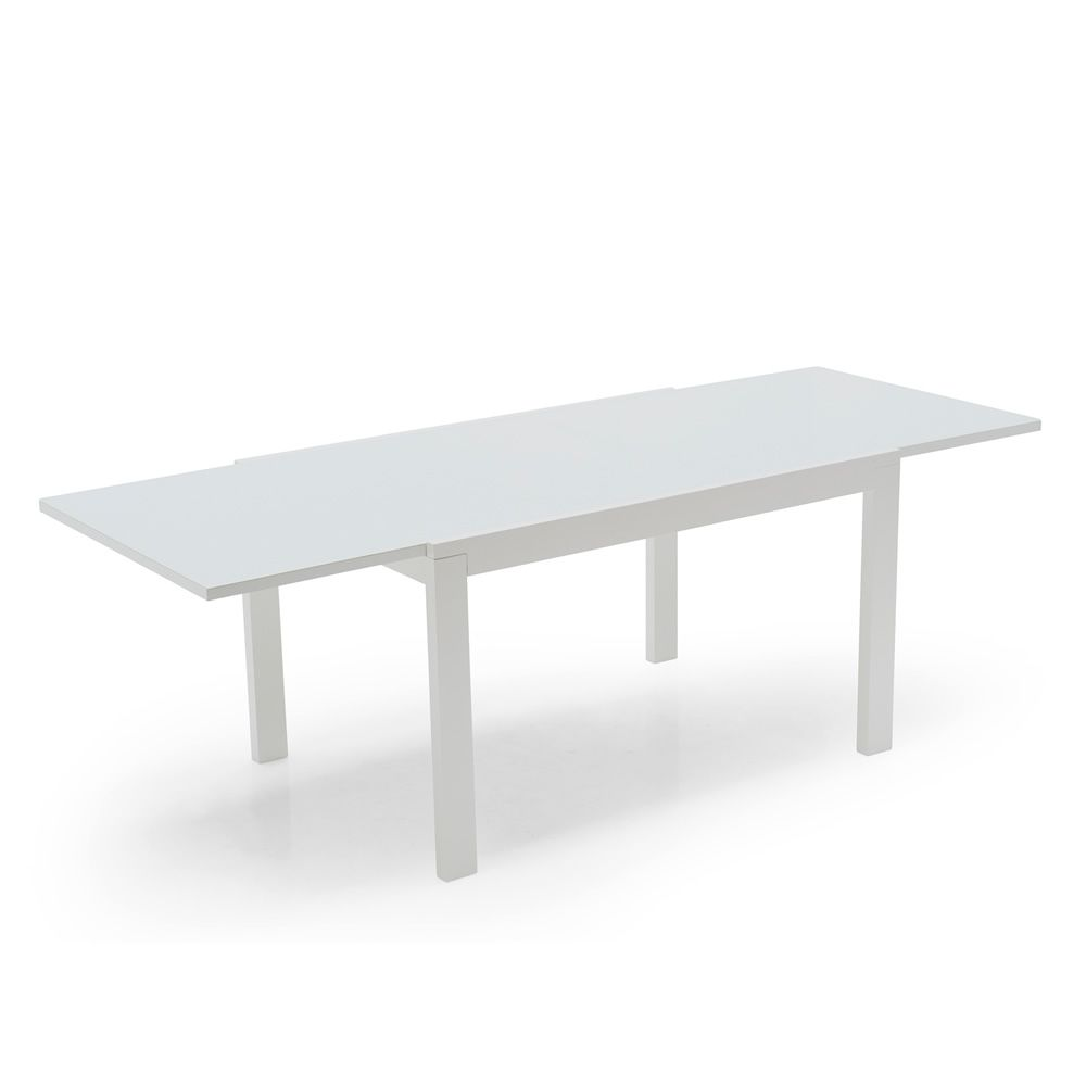 Table Allonge Bois Blanc