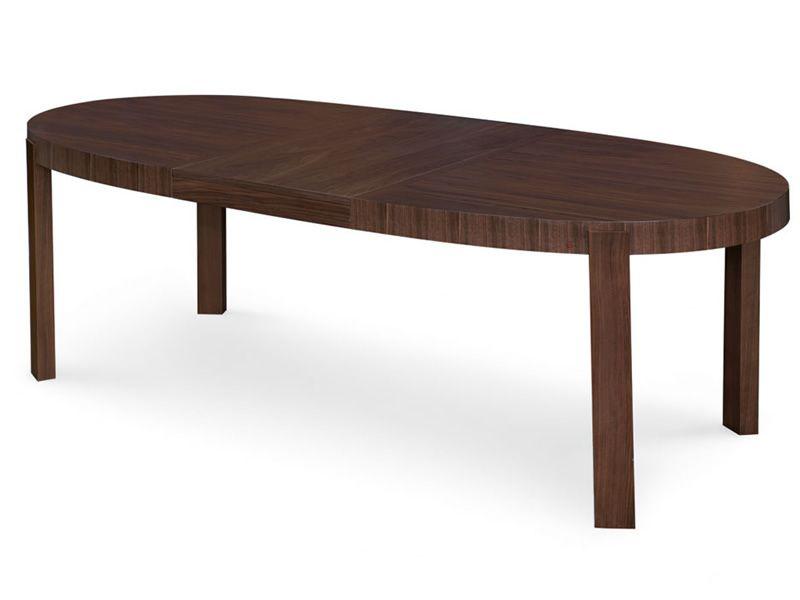Cb398 e atelier tavolo connubia calligaris in legno for Offerte tavoli calligaris