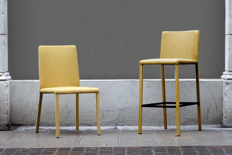 chloe sgb tabouret domitalia rev tu en cuir simili cuir ou tissu sediarreda. Black Bedroom Furniture Sets. Home Design Ideas