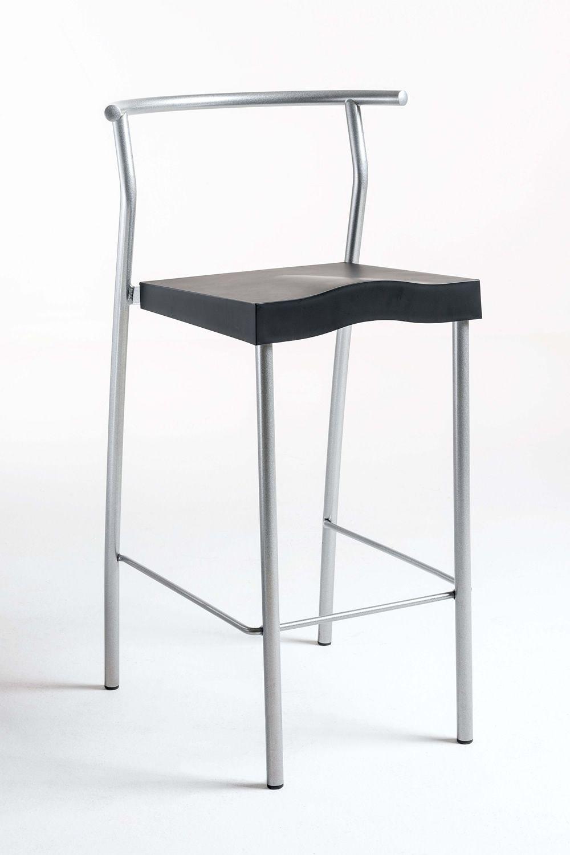 hi glob designer stuhl von kartell stapelbar sitzh he 65 cm aus metall und polypropylen in. Black Bedroom Furniture Sets. Home Design Ideas