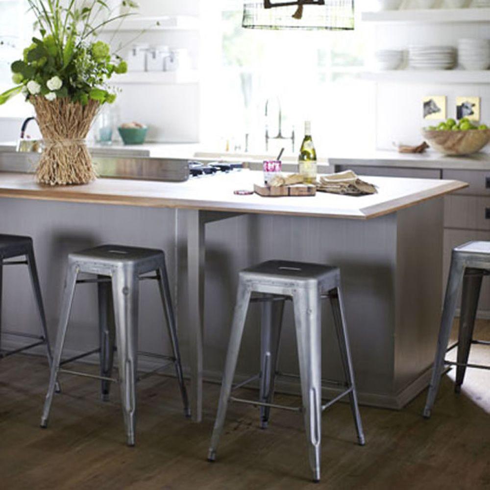 tabourets h f r bars und restaurants tolix designer. Black Bedroom Furniture Sets. Home Design Ideas