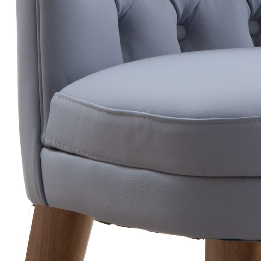 Signatures Small Tonon Wooden Chair With Padded Seat