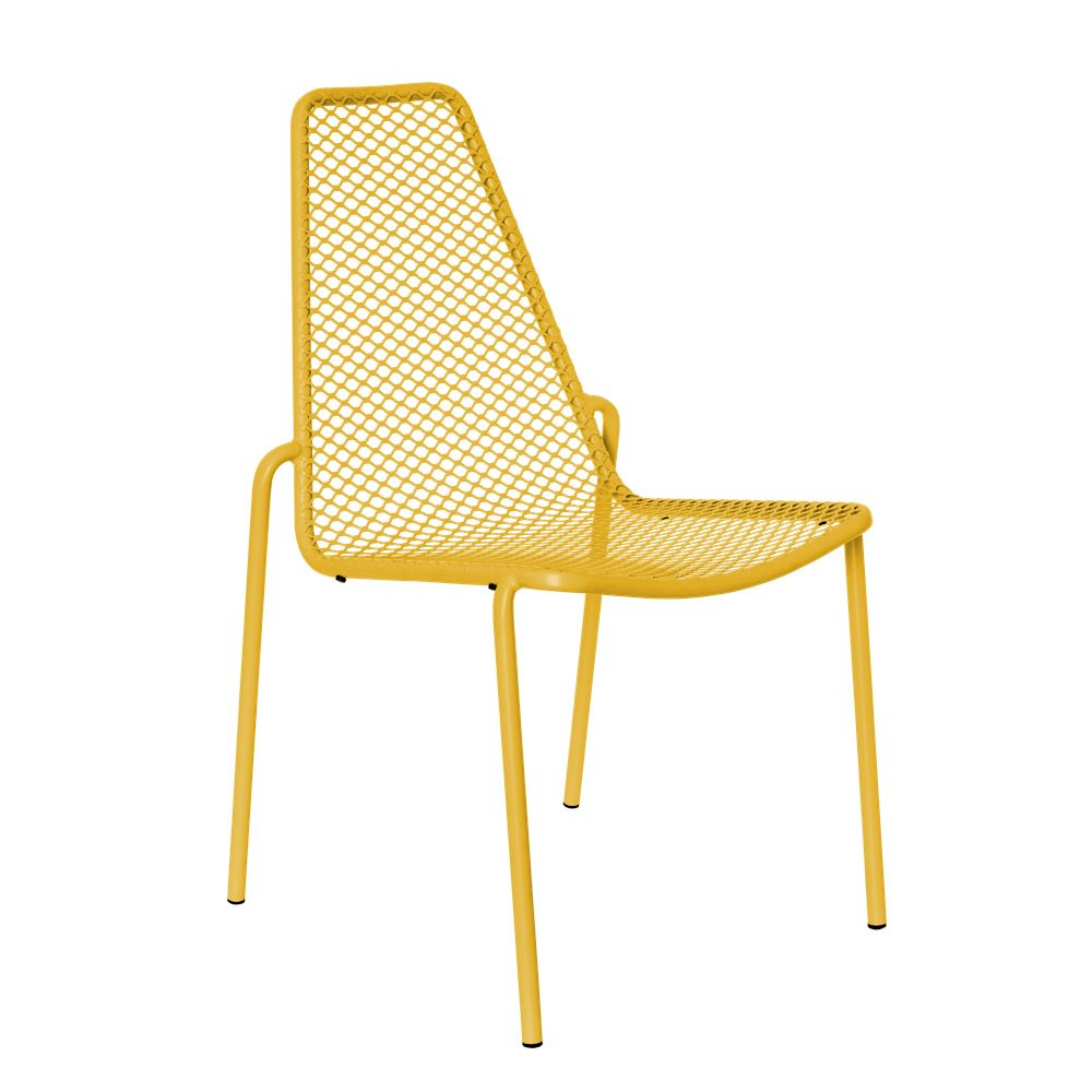 Rada For Bars And Restaurants Metal Chair With Or