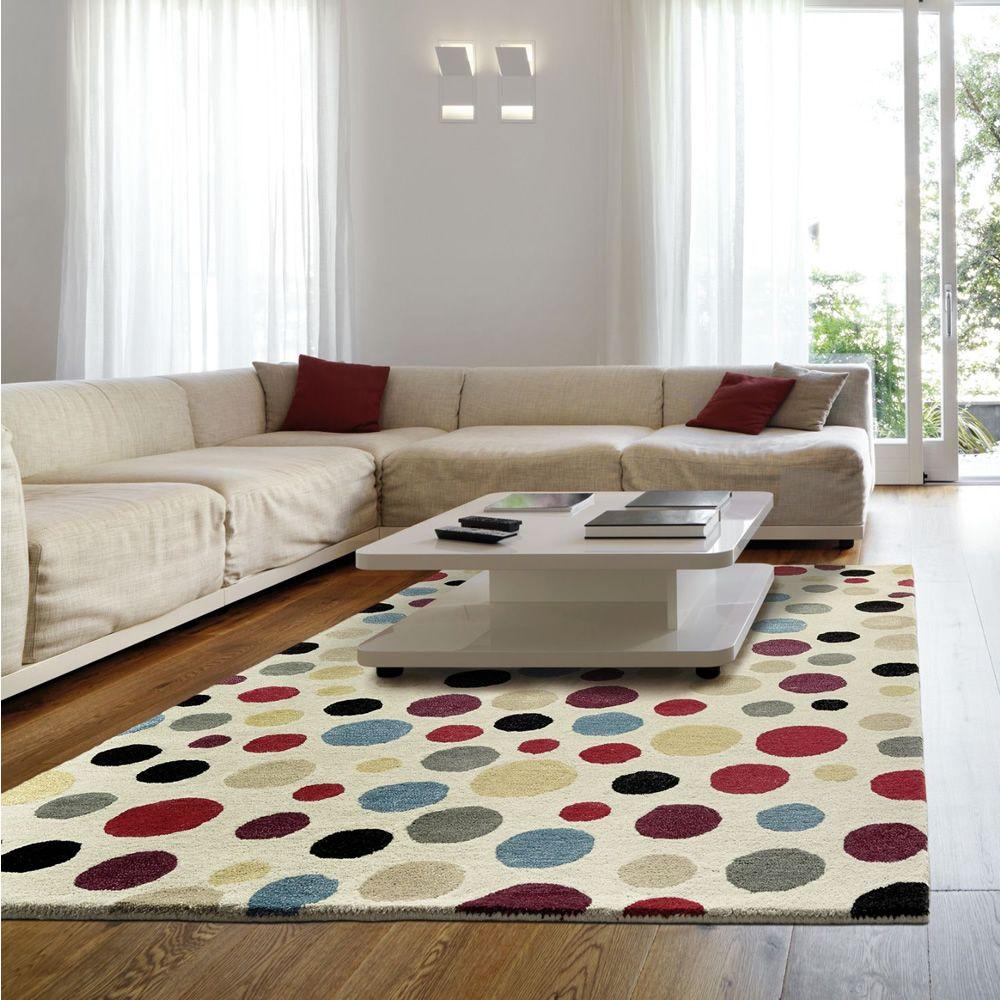 argo pois phantasie moderner teppich verschiedene gr en sediarreda. Black Bedroom Furniture Sets. Home Design Ideas