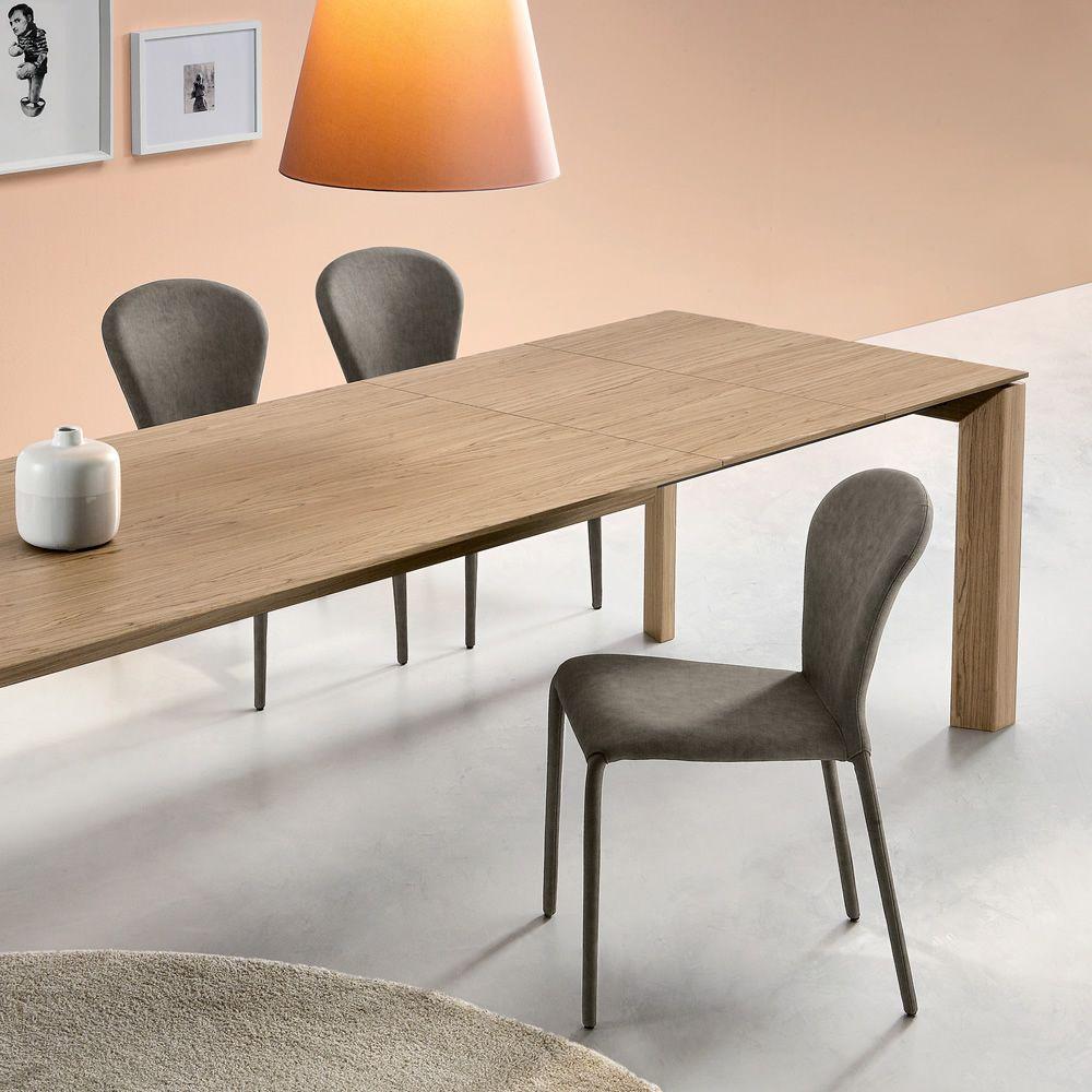 soffio ts stuhl midj aus leder kunstleder oder stoff bezogen sediarreda. Black Bedroom Furniture Sets. Home Design Ideas