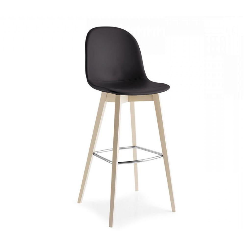 cb1672 sk academy w pour bars et restaurants tabouret de bar en bois avec rev tement en. Black Bedroom Furniture Sets. Home Design Ideas