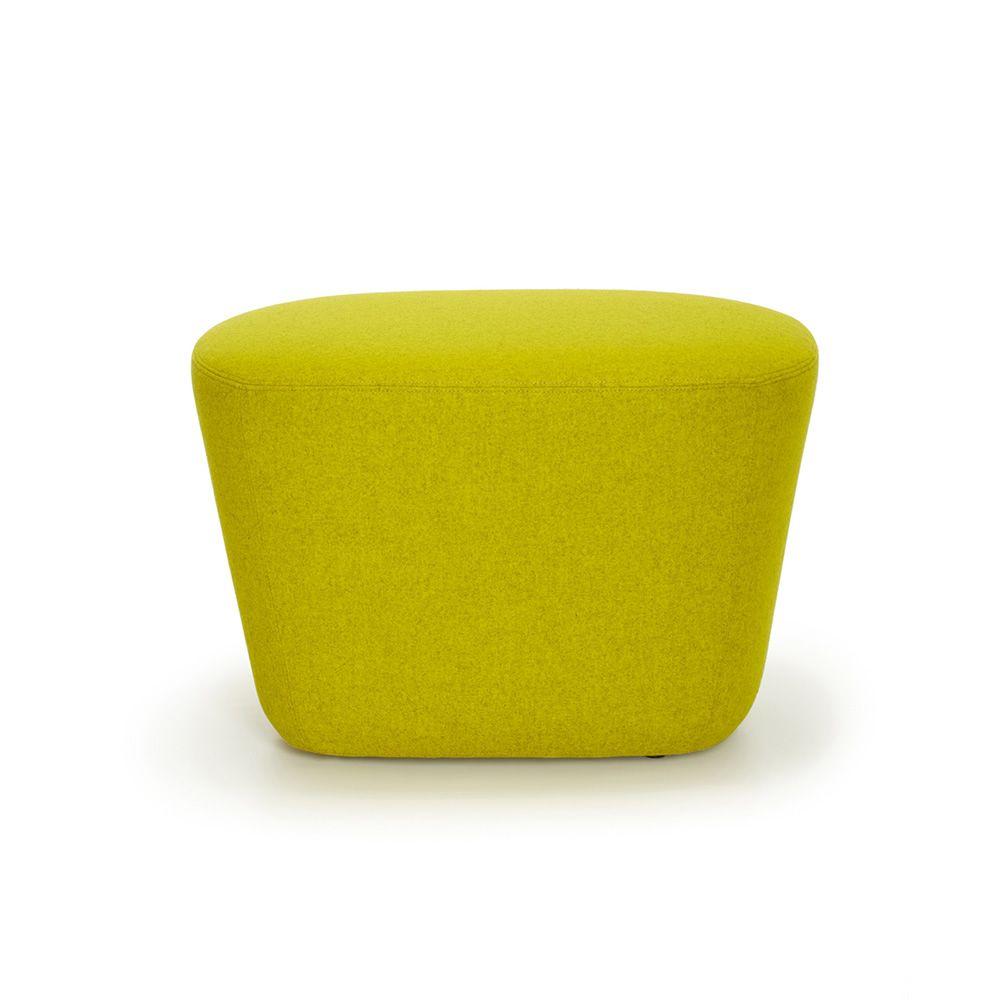log pouf 367 designer pouf pedrali aus metall ganz gepolstert mit verschiedenen bez gen. Black Bedroom Furniture Sets. Home Design Ideas