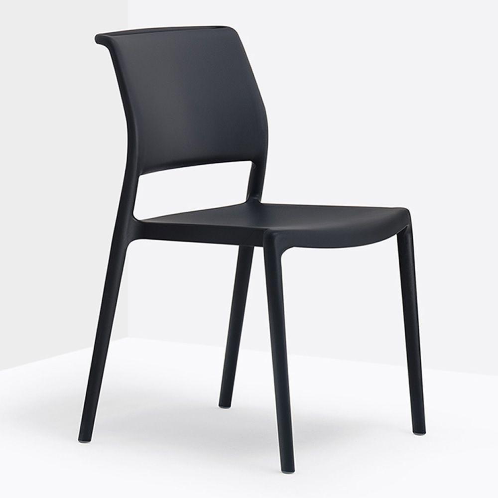 ara 310 chaise pedrali en polypropyl ne empilable aussi pour jardin en diff rentes couleurs. Black Bedroom Furniture Sets. Home Design Ideas