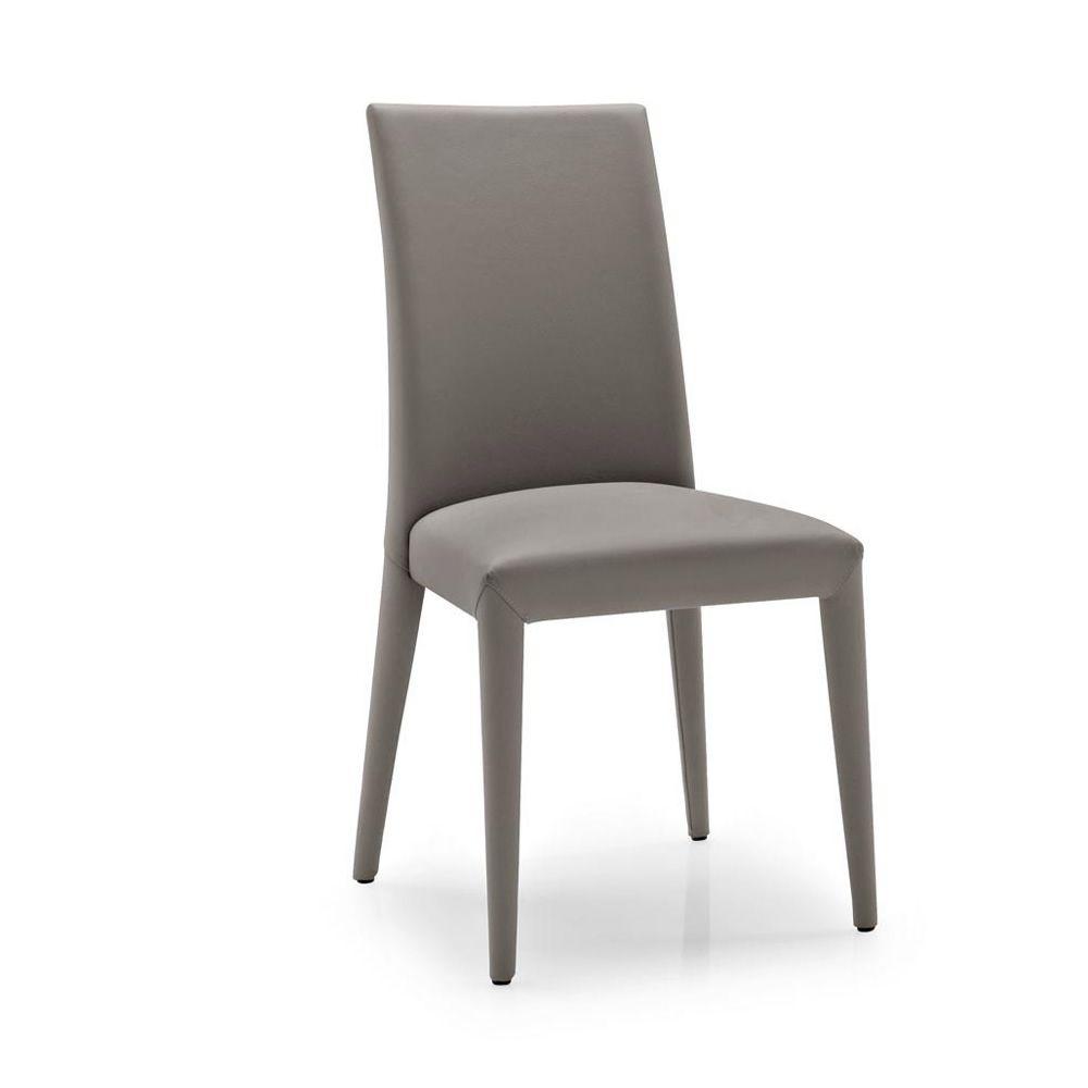 Sedie In Legno Rivestite In Pelle.Cs1266 Anais Sedia Per Bar In Legno Completamente Rivestita In