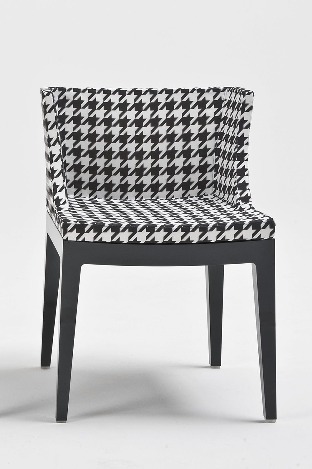 Mademoiselle design armchair by kartell with polycarbonate frame and uphols - Fauteuil kartell mademoiselle ...