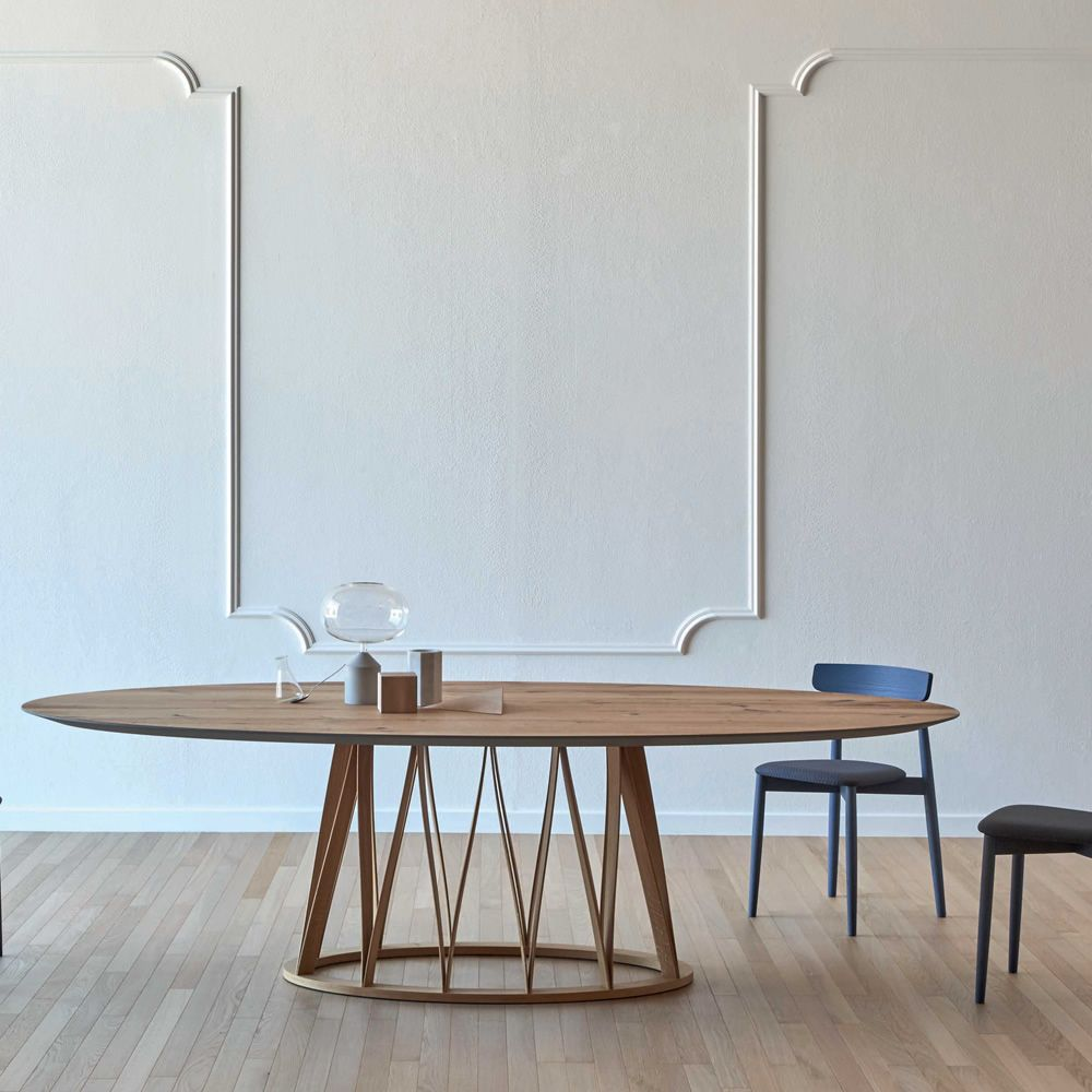 Acco LR | Wooden table, available in different dimensions