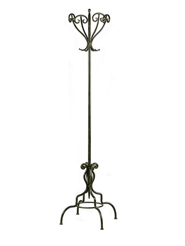 Tour perchero de hierro forjado disponible en varios - Percheros de hierro ...