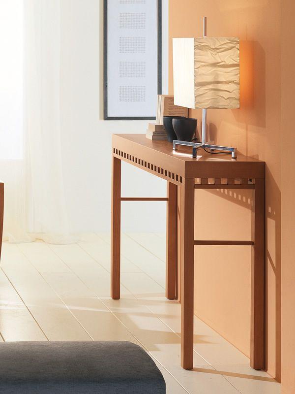 Episodes consolle consolle di design tonon in legno di for Consolle di design