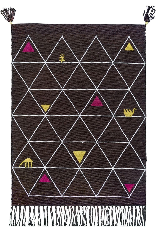 Aisha tapis design en laine en diff rentes mesures et for Tapis italien design