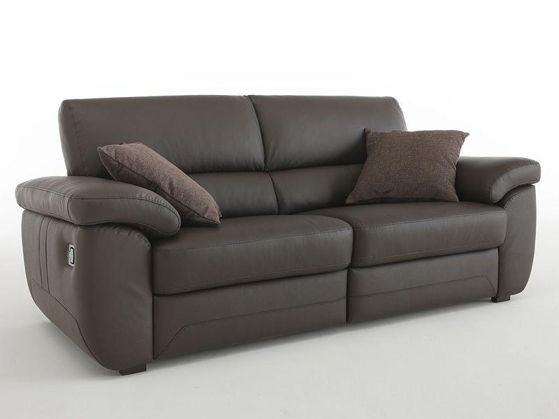 Smart divano divano moderno a 2 o 3 posti fisso o for Divano reclinabile 2 posti