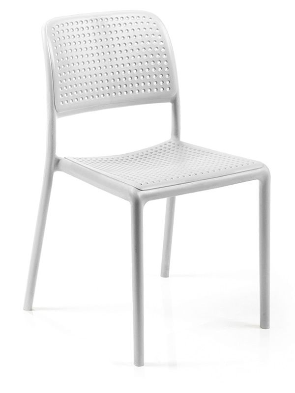 Bora Bistrot: Chair in fiber glass resin, available in several ...