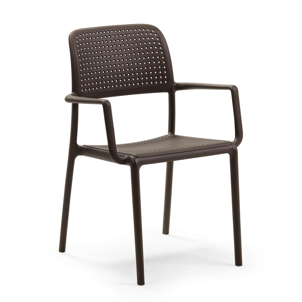 bora fauteuil en r sine avec fibre de verre empilable. Black Bedroom Furniture Sets. Home Design Ideas