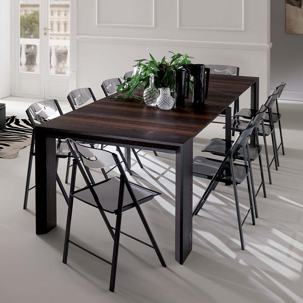 Golia - Consolle in legno, 100x43 cm, allungabile, disponibile in ...