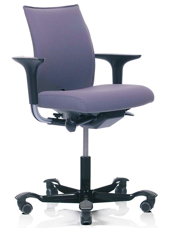 h05 v chaise de bureau ergonomique h g enti rement rembourr e sediarreda. Black Bedroom Furniture Sets. Home Design Ideas