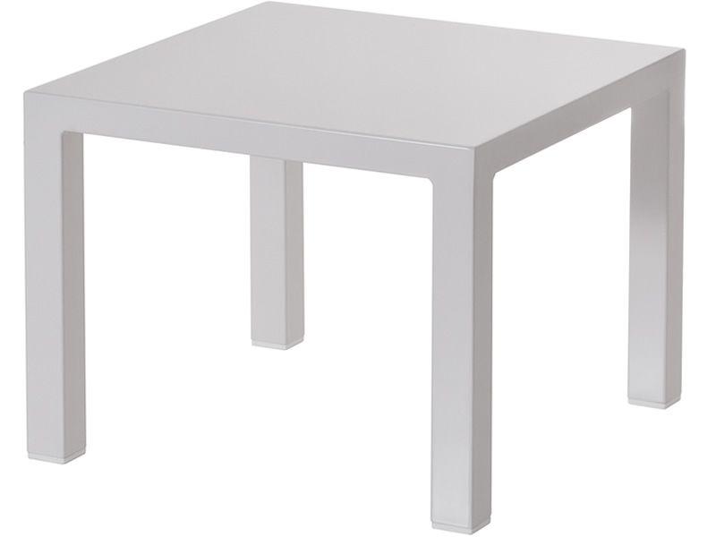 round b table basse emu en m tal plan de travail carr ou rectangulaire sediarreda. Black Bedroom Furniture Sets. Home Design Ideas