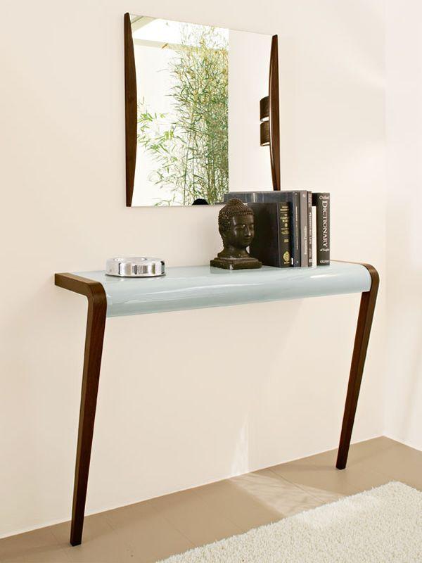 Cs487 mard miroir moderne connubia calligaris carr 70 for Miroir carre bois