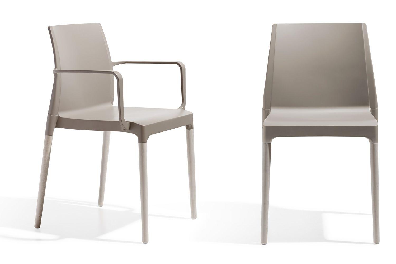 Natural chlo 2831 chaise moderne en bois et for Chaise moderne couleur
