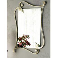 Eleonora - Specchio rettangolare in ferro disponibile in diversi colori