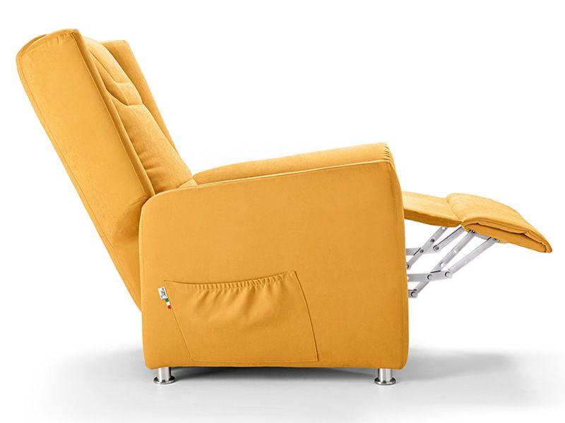 Day relax fauteuil global relax lectrique inclinable - Maison du monde siege ...