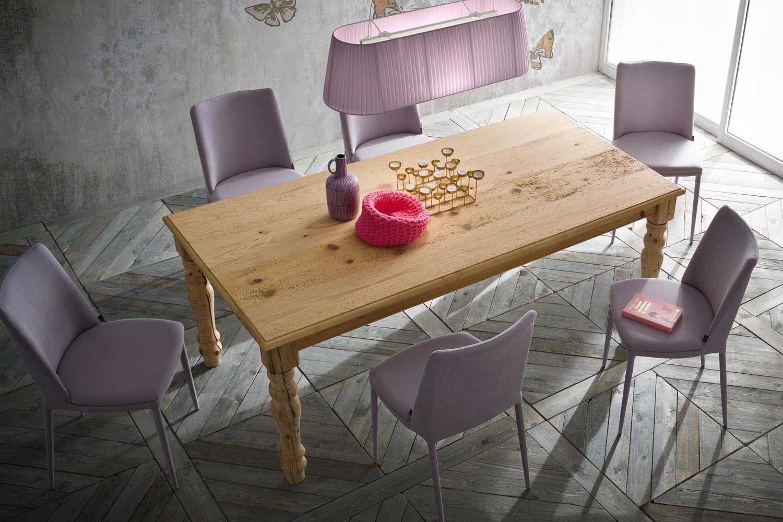 Tavoli Stile Shabby Chic : Adriano tavolo shabby chic in legno fisso disponibile in