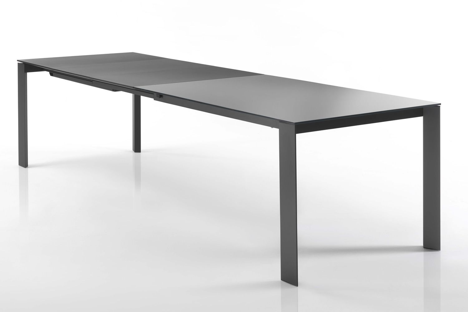 Pascal table design de bontempi casa 160 x 90 cm - Bureau 90 cm de large ...