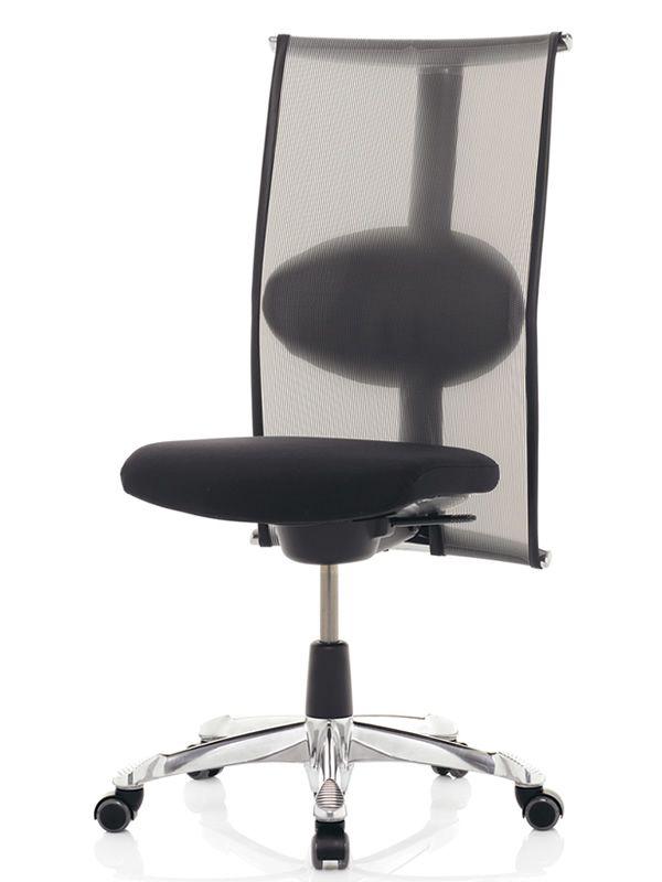 Sedia ufficio ergonomica cool hag sedia costosa rispetto for Sedia ufficio economica
