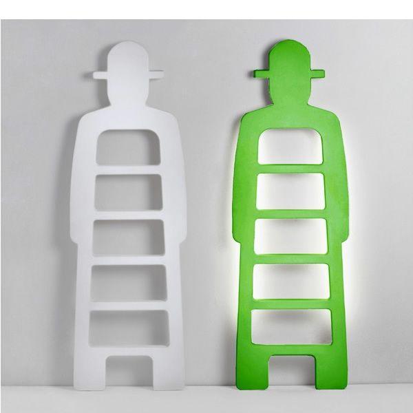 mr gi designer leiter aus polyethylen auch f r garten oder mit led hintergrundbeleuchtung. Black Bedroom Furniture Sets. Home Design Ideas