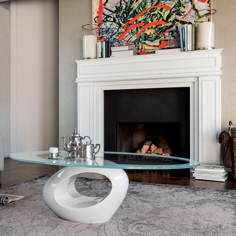 Dubai 6608 mesita tonin casa de m rmol aglomerado con for Marmol blanco cristal