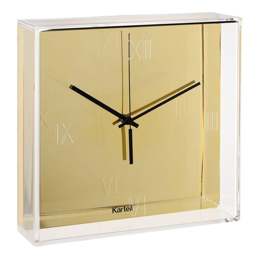 tic tac orologio da parete kartell in tecnopolimero