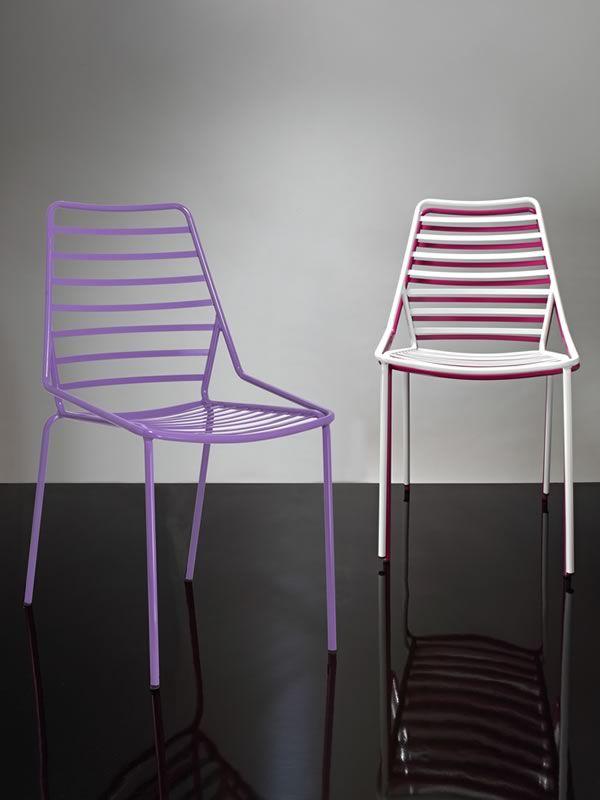 link metallstuhl f r den garten geeignet mit oder ohne. Black Bedroom Furniture Sets. Home Design Ideas