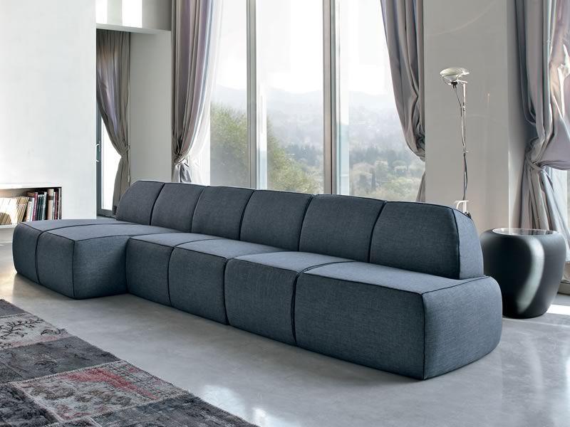 Sofas piel modernos latest sofas modernos de piel elise for Sofas de piel con chaise longue