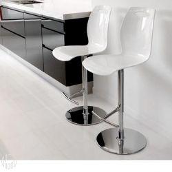 bip ss colico barhocker drehbarer und h henverstellbarer schale aus technopolymer sediarreda. Black Bedroom Furniture Sets. Home Design Ideas