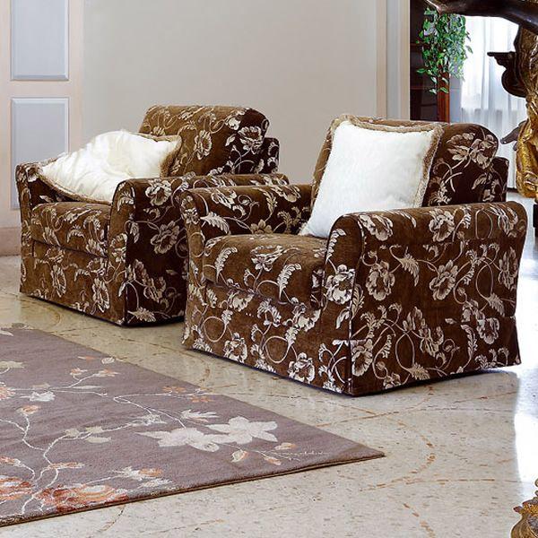 odissea armchair klassischer sessel ganz abziehbar bezug. Black Bedroom Furniture Sets. Home Design Ideas