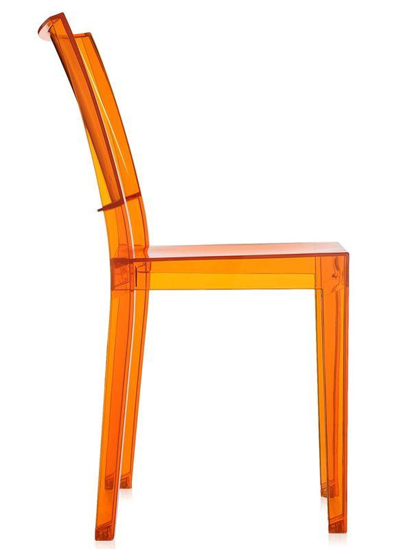 La marie sedia kartell di design in policarbonato - Sedia trasparente kartell ...