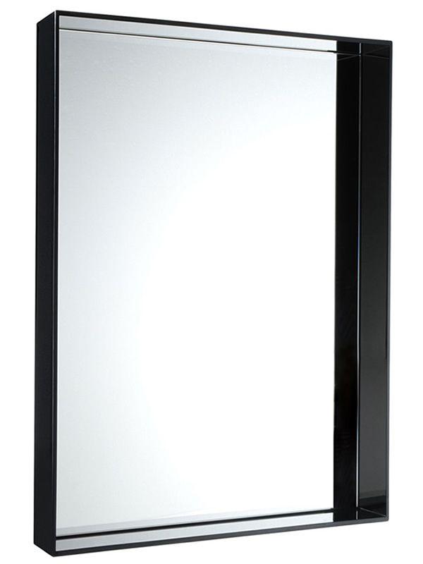 Only me specchio kartell di design cornice in polimero - Specchio kartell prezzi ...