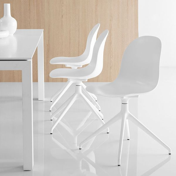 cb1694 360 academy connubia calligaris chair swivel made of