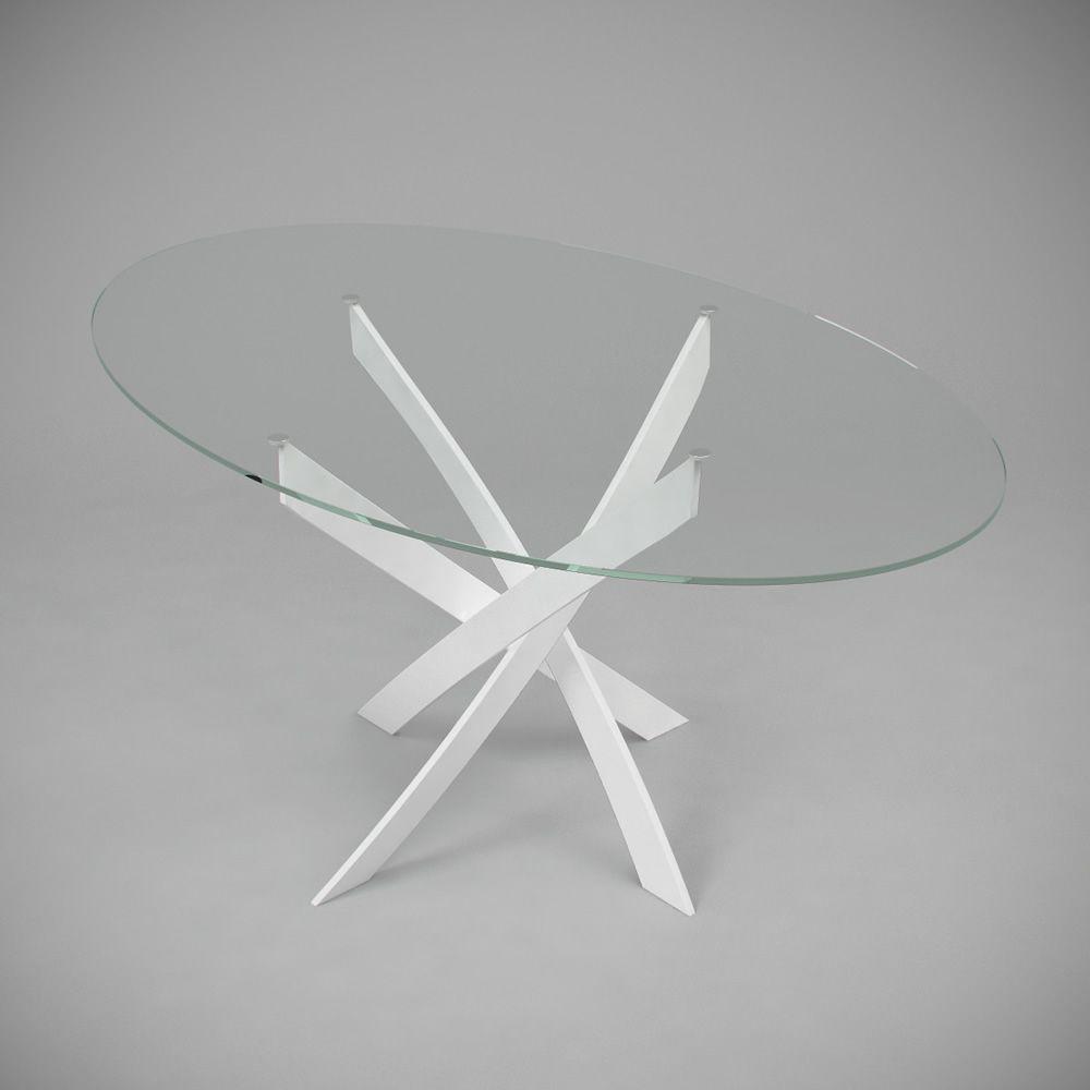 Barone Table Design Ronde De Bontempi Casa Fixe